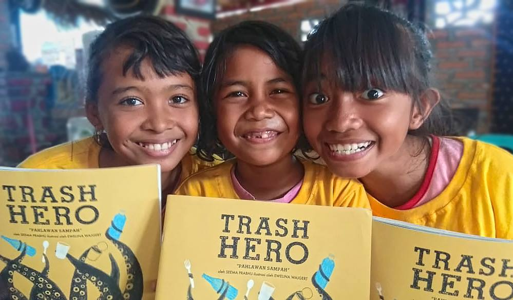 trash hero world kids programme